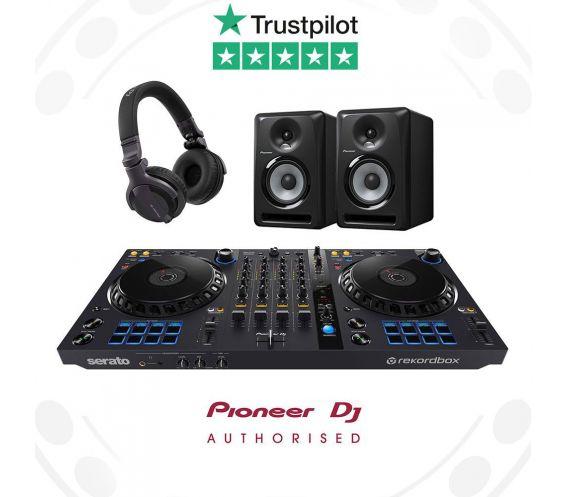 Pioneer DDJ-FLX6, S-DJ50X and CUE1 Bundle Deal