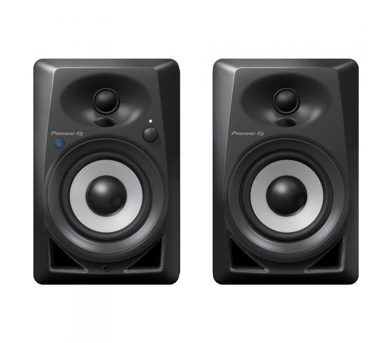 Pioneer DM-40BT Bluetooth Desktop Monitor Speakers Front Image