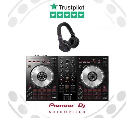 Pioneer Next-Generation Serato Starter DJ Bundle
