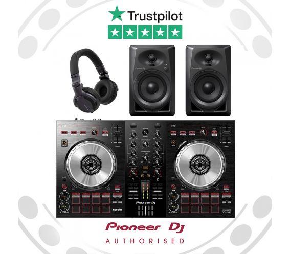 Pioneer Complete Serato Starter DJ Bundle