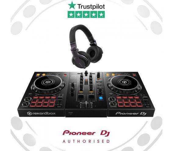 Pioneer Next Generation Starter DJ Bundle