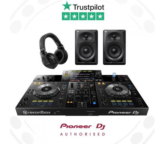 Pioneer XDJ-RR All-in-One DJ Equipment Package