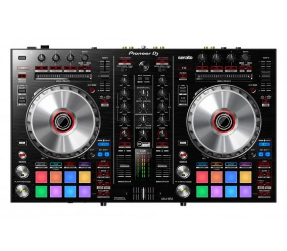 Pioneer DDJ- SR2 Serato DJ Controller