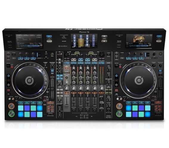 Pioneer DDJ-RZX Audio and Video DJ Controller