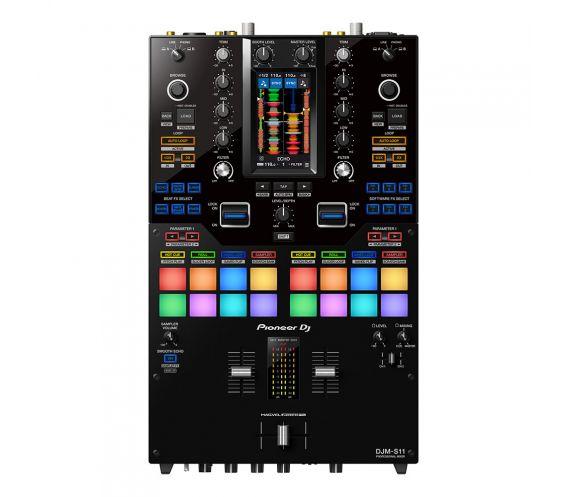 Pioneer DJ DJM-S11 Professional Scratch 2-Channel DJ Mixer