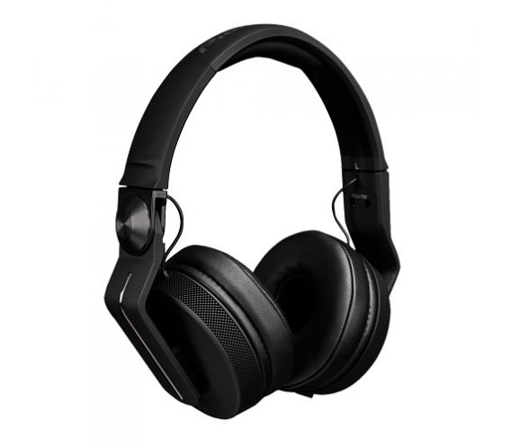 Pioneer HDJ-700 DJ Headphones Black