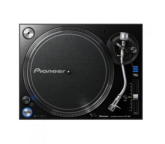 Pioneer PLX-1000 DJ Turntable Main Image