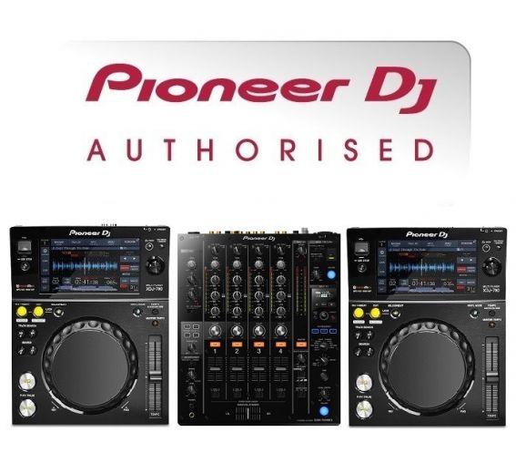 Pioneer XDJ-700 and DJM-750mk2 DJ Package