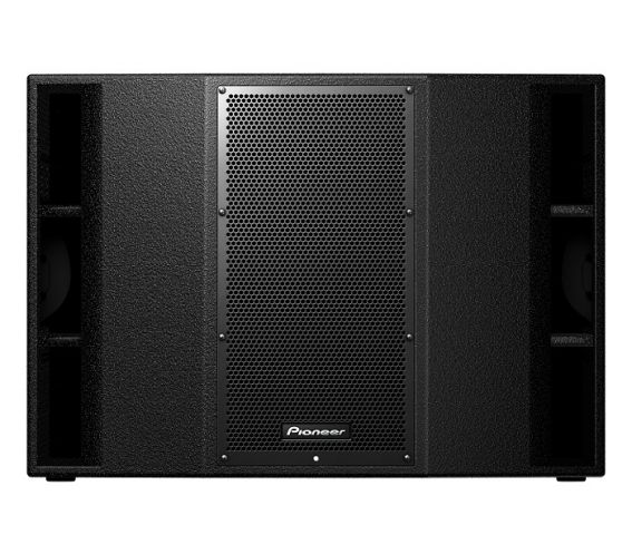Pioneer XPRS215S dual 15-inch subwoofer