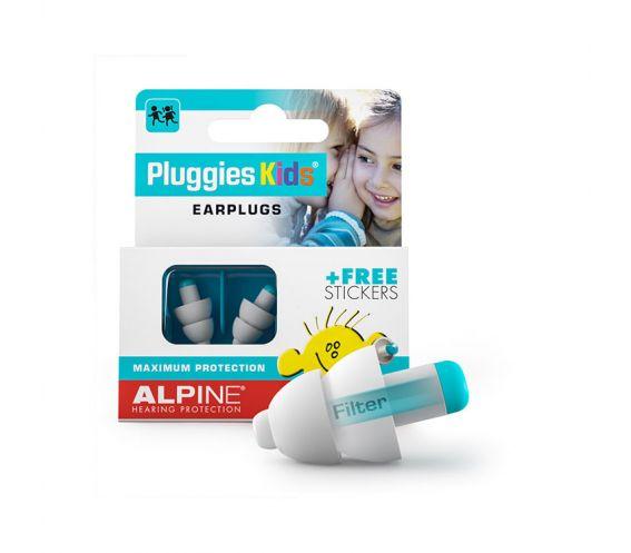 Alpine Pluggies Kids Earplugs main image
