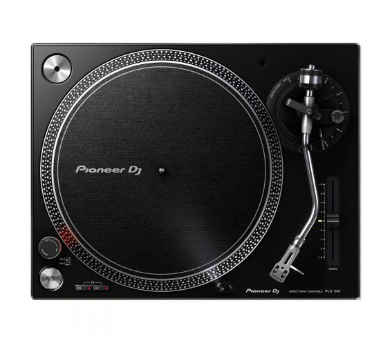 Pioneer PLX-500 Direct Drive Turntable Top Image