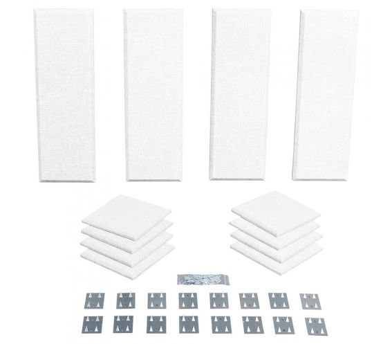 Primacoustic London 8 Wall Panels White
