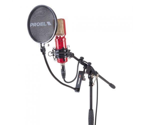 Proel APOP50 Microphone Pop Filter