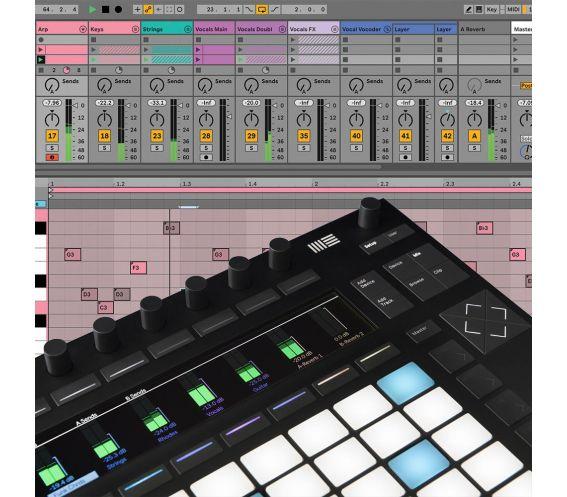 Ableton Live 11 Suite and Push 2 Music Production Bundle