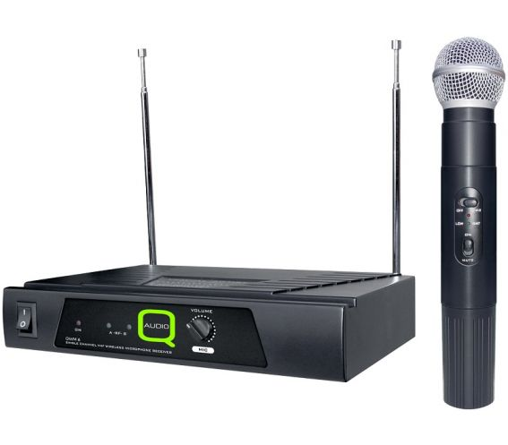 Q-Audio QWM 6 System