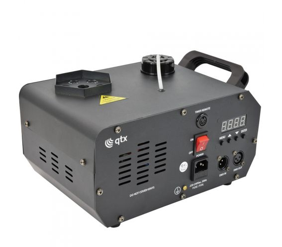 QTX FLARE-1000 Vertical LED Fog Machine Main