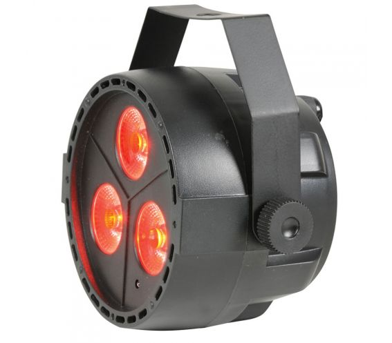 QTX PAR12 RGBW DMX Par Light Main