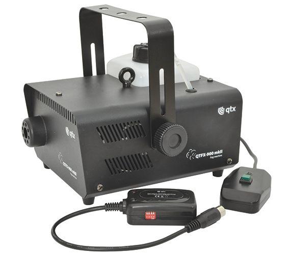 QTX QTFX-900 mkII FOG MACHINE 900W