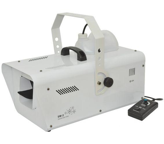 QTX SW-2 1200w High Output Snow Machine