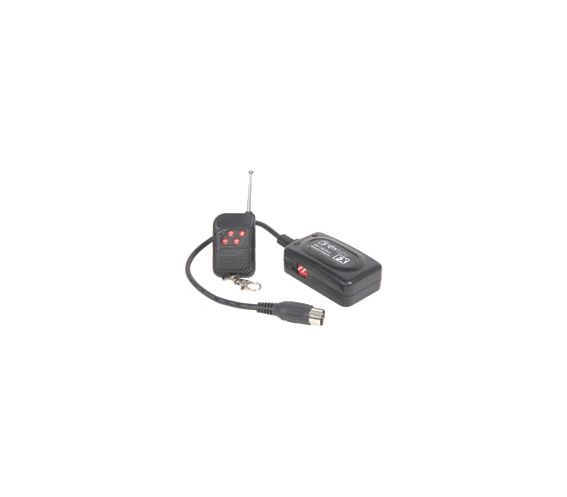 QTX WR1 WIRELESS REMOTE CONTROL FOR FOG/HAZE MACHINES