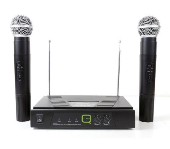Q-Audio QWM 11 Front