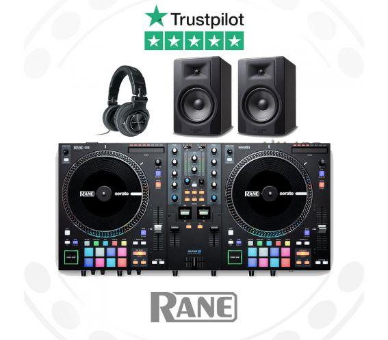 RANE One Pro DJ Controller Bundle