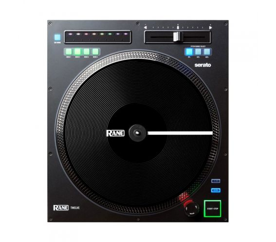 Rane Twelve Digital DJ Turntable Top