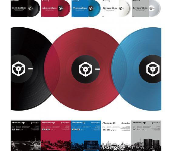 RB-VD1 Control Vinyl