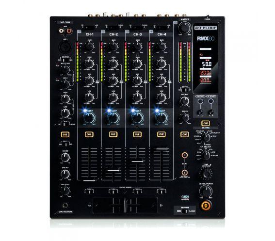 Reloop RMX-60 4-channel DJ Mixer