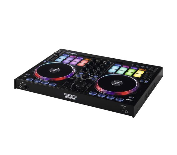 Reloop Beatpad 2 Top Side View