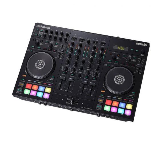 Roland DJ-707M Pro Mobile DJ Controller Main Image