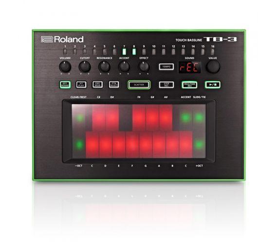Roland ARIA TB-3 - Top