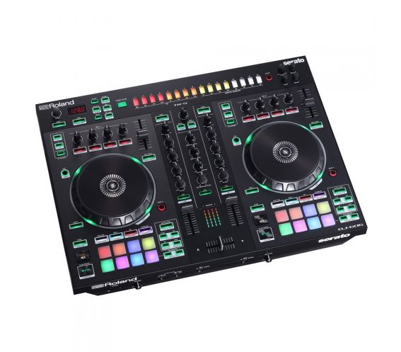 Roland DJ-505 Top Side View 2