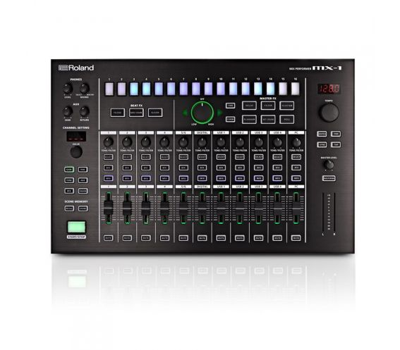 Roland MX-1 Mix Performer Top View