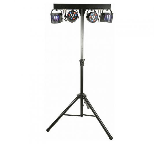 Shard LED Derby FX Lighting Bar Set