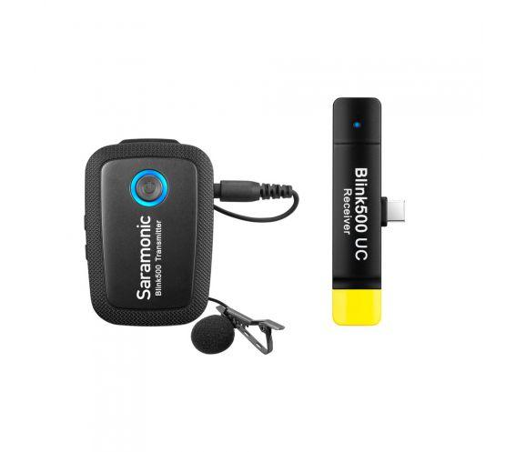 Saramonic Blink500 B5 Wireless Clip-on Microphone System