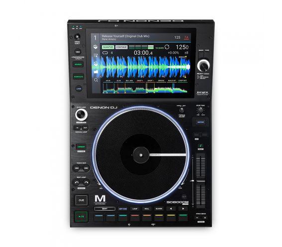 DENON DJ SC6000M Top