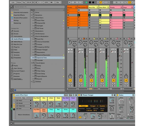 Ableton Live 11 Music Production Software DAW