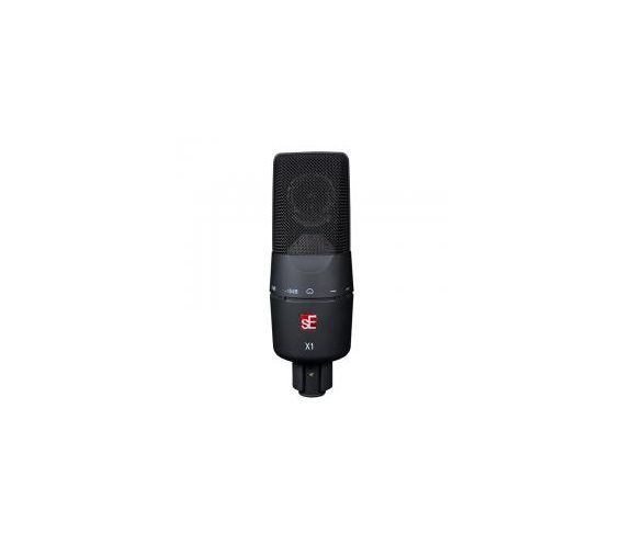 sE Electronic X1 Large Diaphragm Cardioid Condenser Microphone