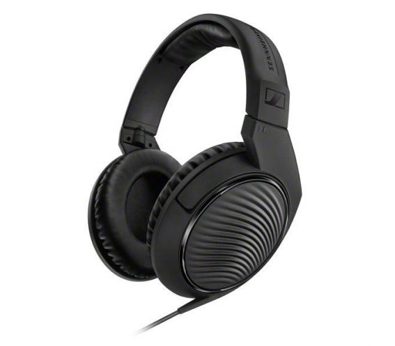 Sennheiser HD 200 Pro Monitoring Headphones Angle
