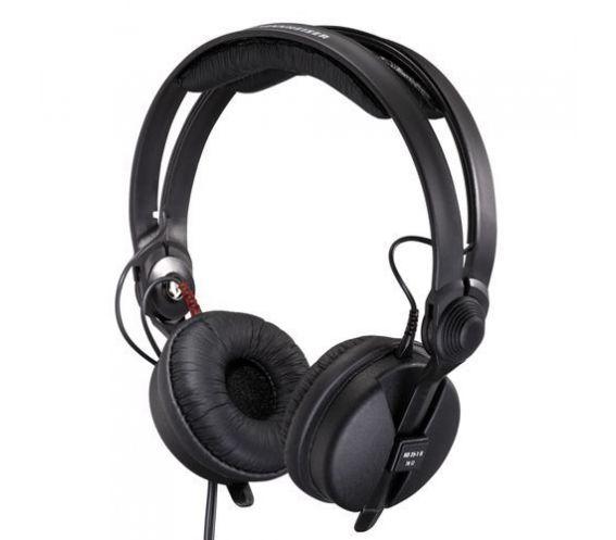 Sennheiser HD 25   Leather Black