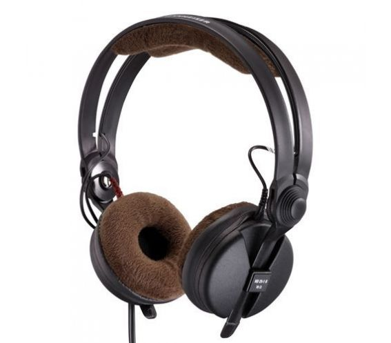Sennheiser HD 25   Teddy Brown