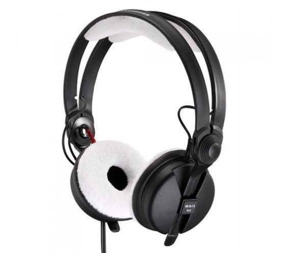 Zomo HD 25 Replacement Ear Pads Teddy White