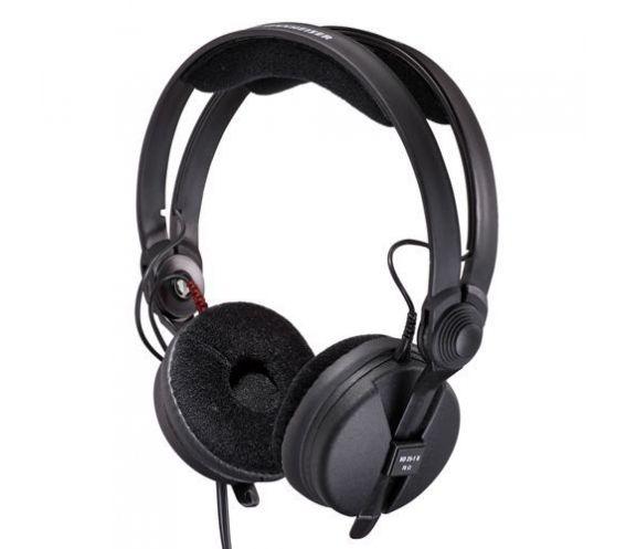 Sennheiser HD 25   Velour Black