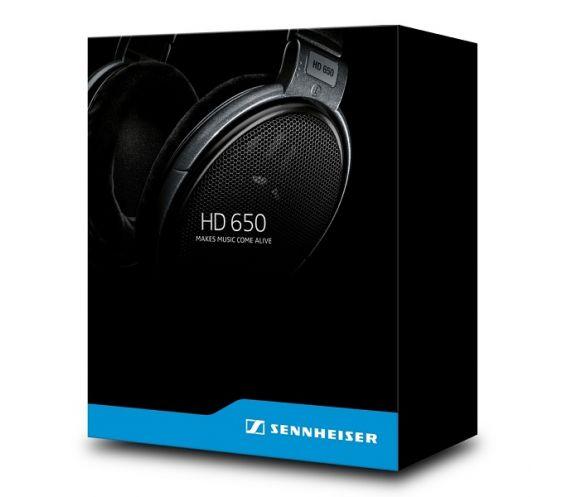 Sennheiser HD 650 Headphones