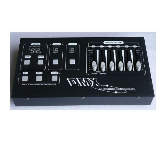 Skytec 54-Channel DMX Lighting Controller