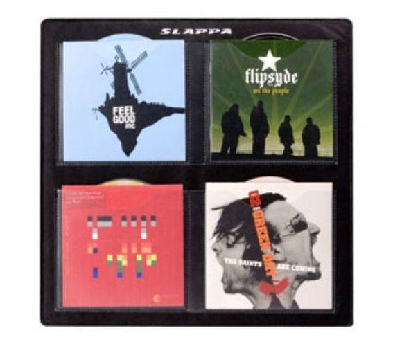 Slappa 4 x CD 12 DJ Page