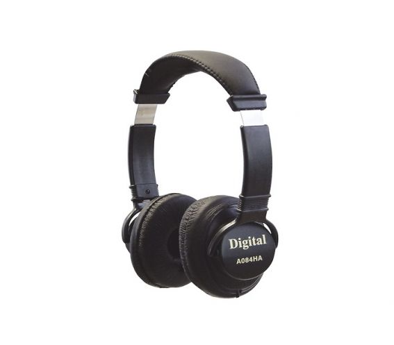 SoundLab A084HA Stereo Headphones