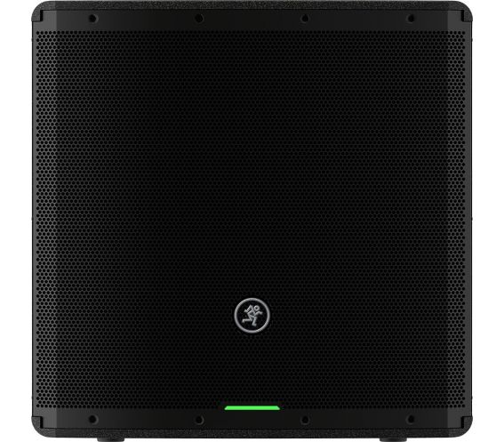 """Mackie SR18S 18"""" 1600w Powered Subwoofer Front Image"""