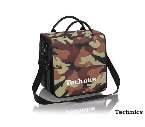 TechnicsBag Brown Camo